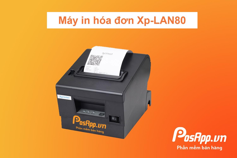 Máy in hóa đơn xp-LAN80
