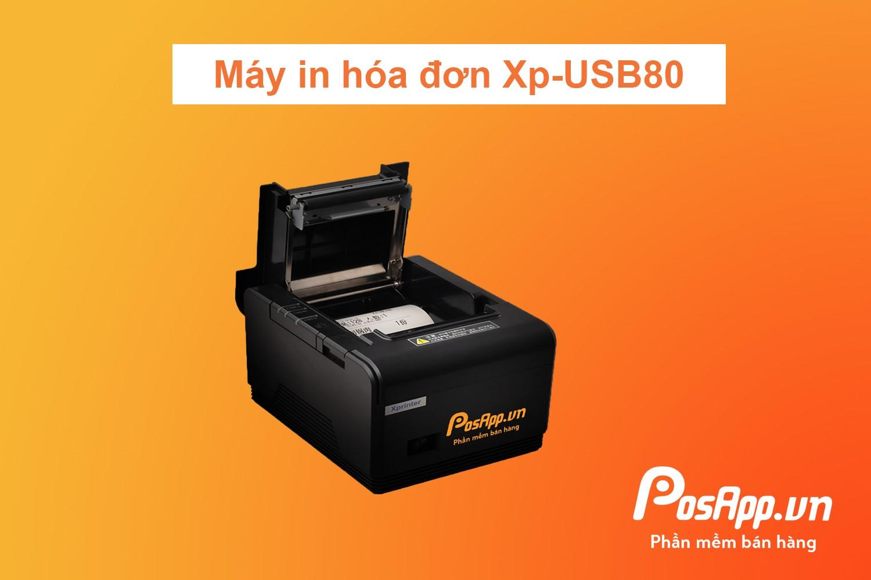 máy in hóa đơn xp-usb80
