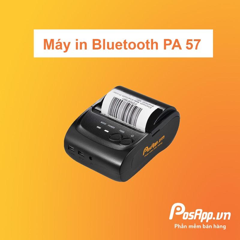 máy in hoá đơn cầm tay PA 57