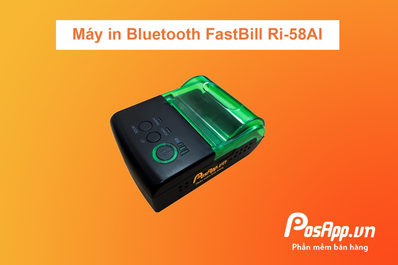 máy in bluetooth FastBill Ri-58AI