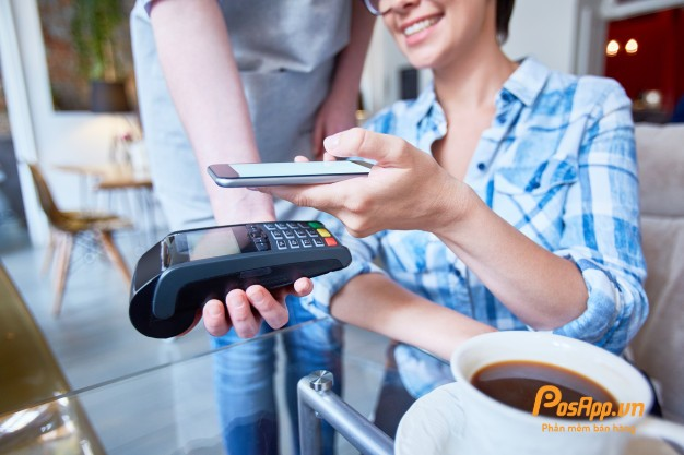 máy pos thanh toán không dây