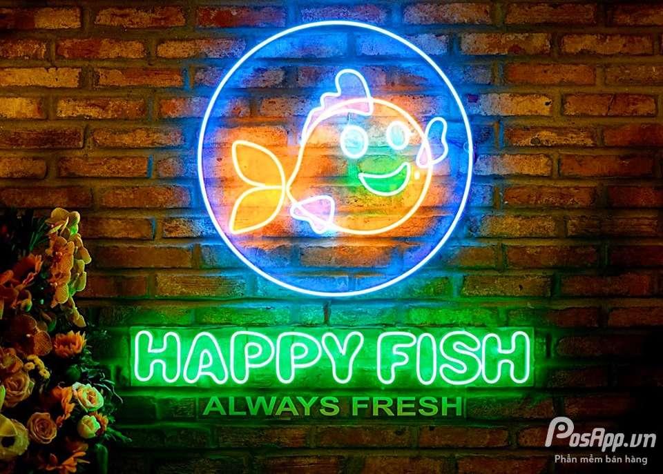 Nhà hàng nhật happy fish