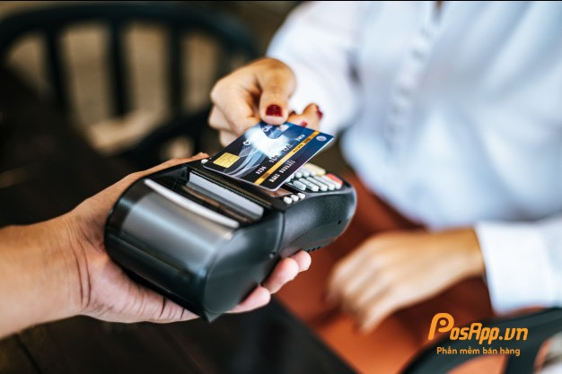 máy POS quẹt thẻ phí thấp nhất