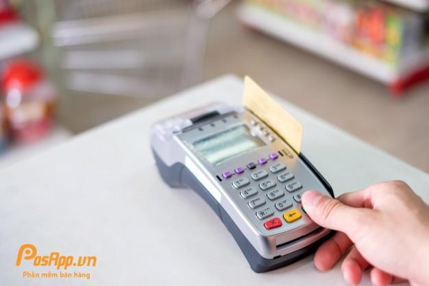 điều kiện đăng ký máy POS quẹt thẻ