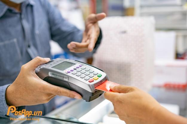 đăng ký máy pos quẹt thẻ