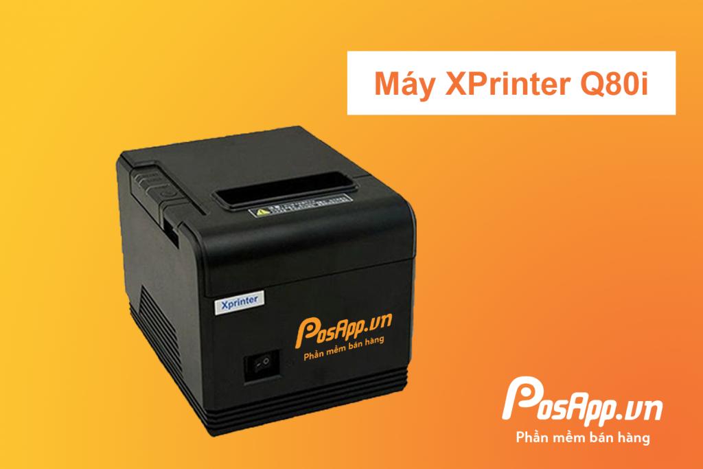 máy in xprinter Q80i