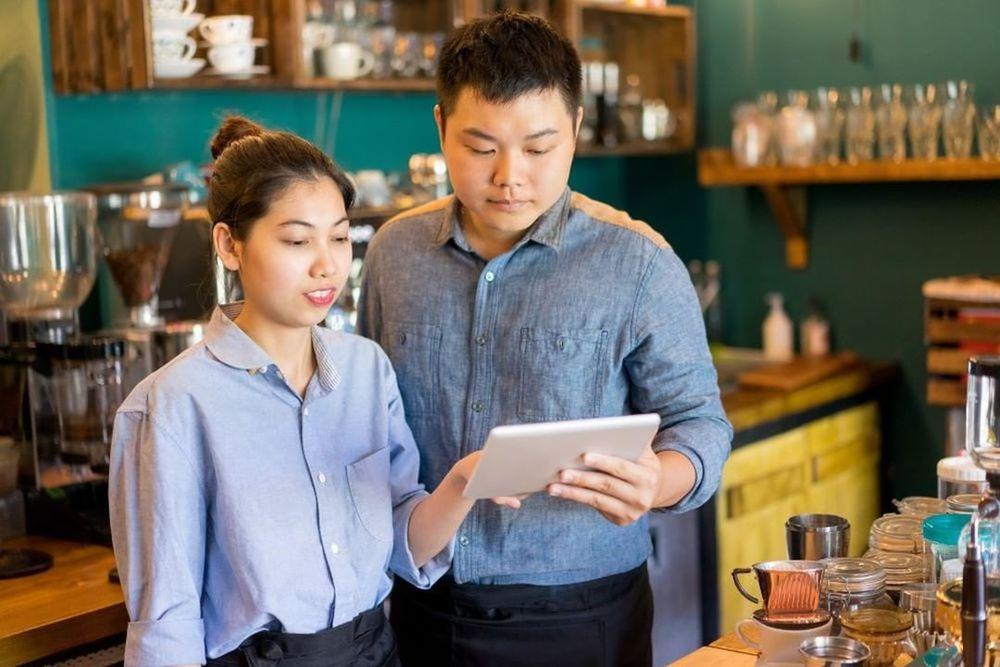 phần mềm quản lý quán cafe trên iphone, ipad