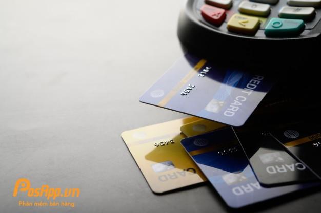 phí cà thẻ visa