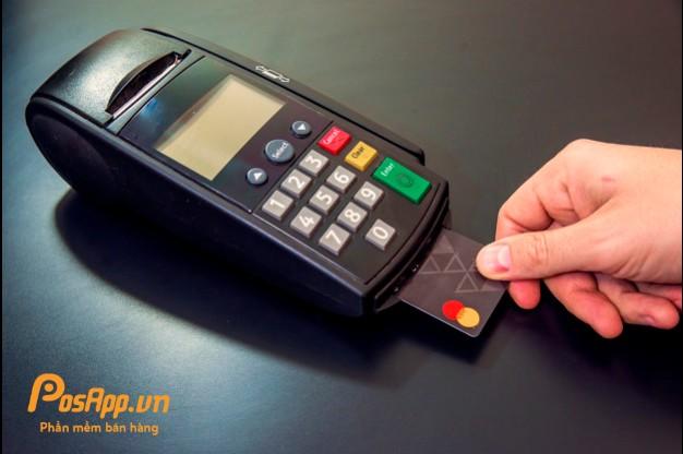 phí thanh toán qua máy POS