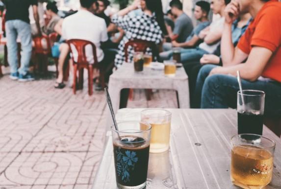 cafe vỉa hè