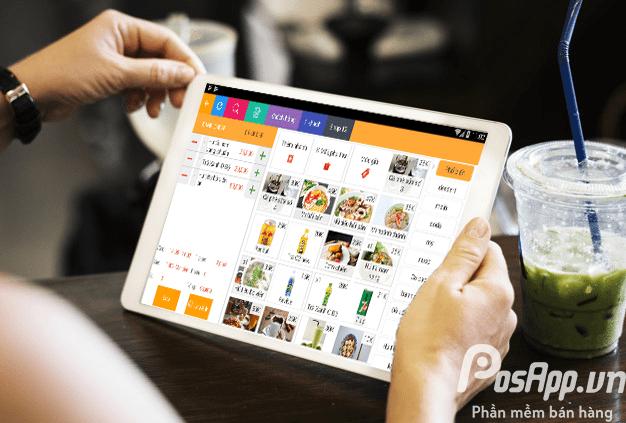 e-menu posapp