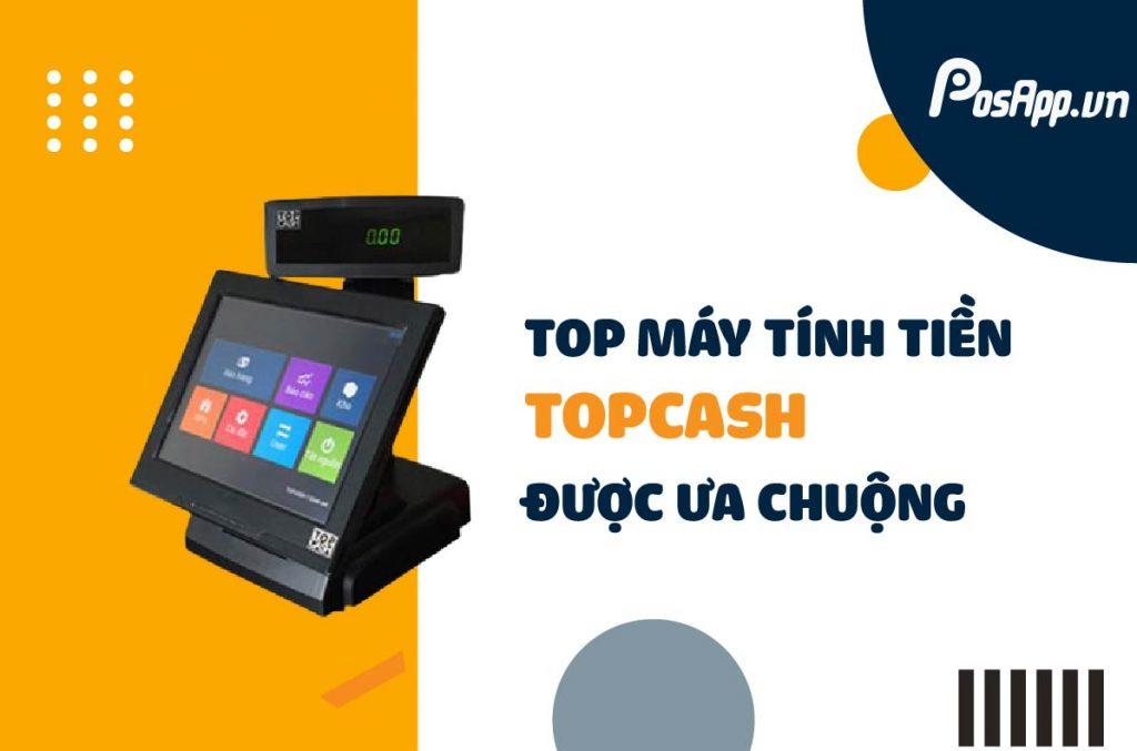 máy tính tiền topcash