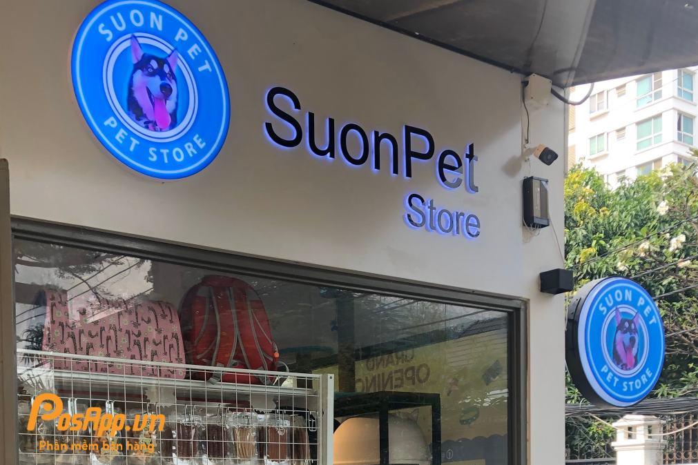 shop thú cưng Sườn Pét