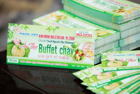 vé buffet