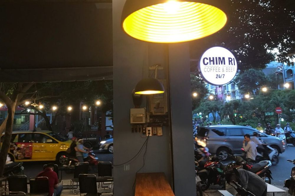 chim ri coffee & beer