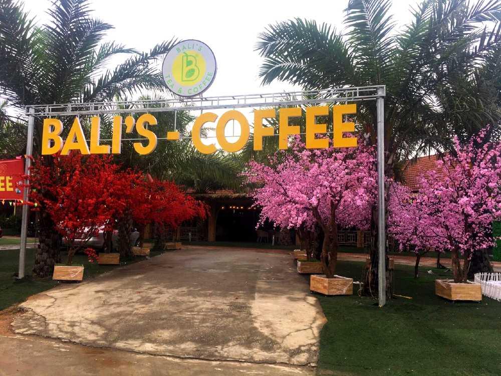 bali's coffee