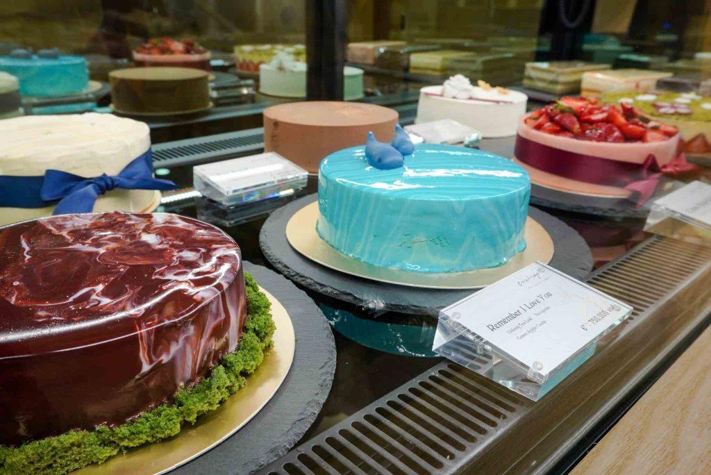 bánh ngọt contigo việt nam