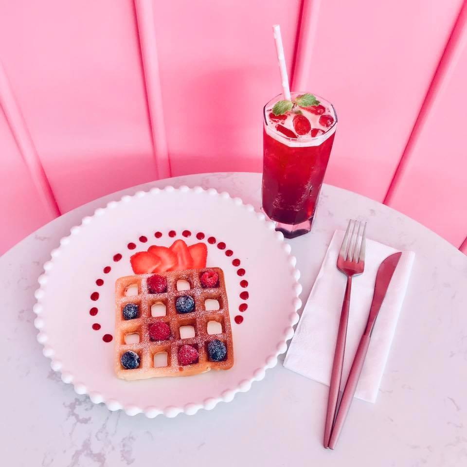 bánh ngọt pinkroom
