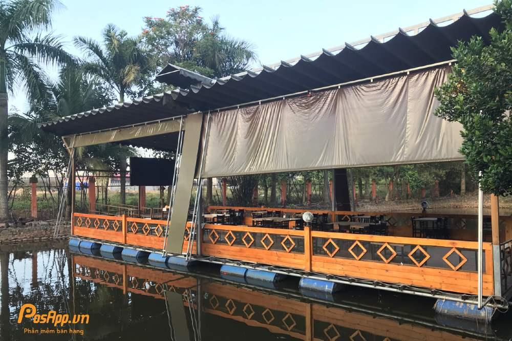 nhà hàng Hoàng Phát