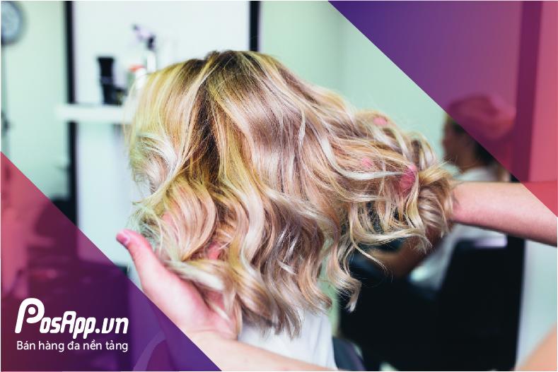 phần mềm quản lý salon tóc