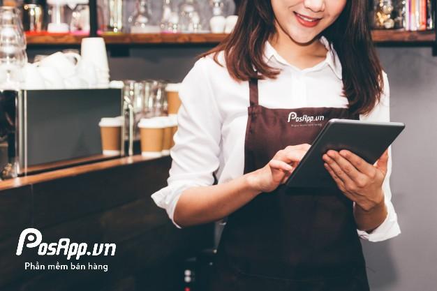 ứng dụng quản lý nhân viên