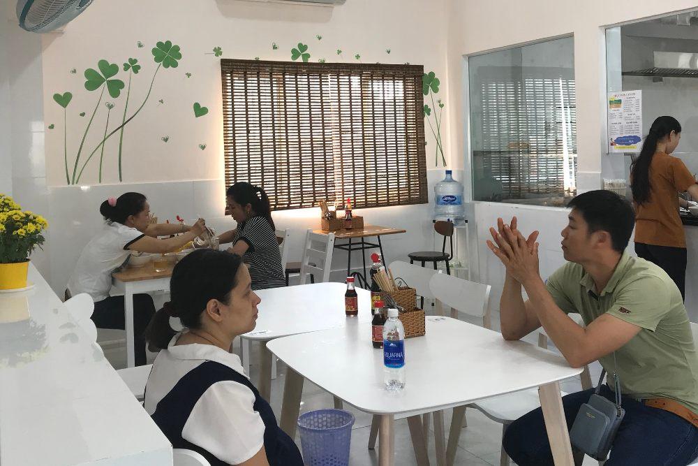 Căn tin bệnh viện phụ sản MeKong