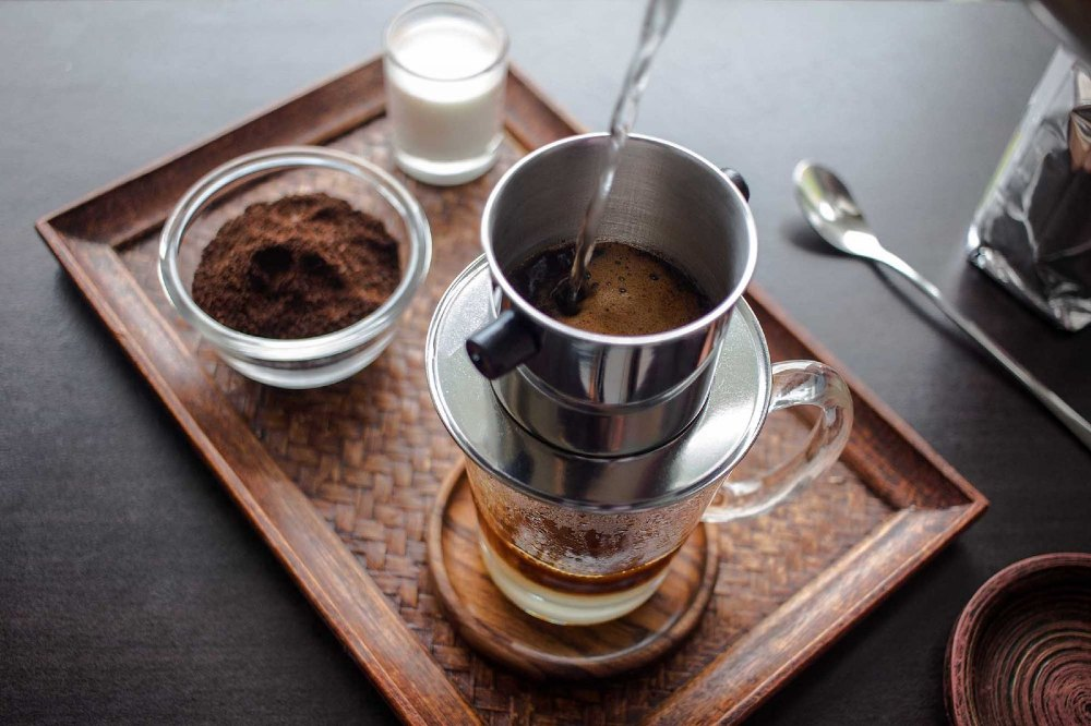 Cách pha cafe truyền thống