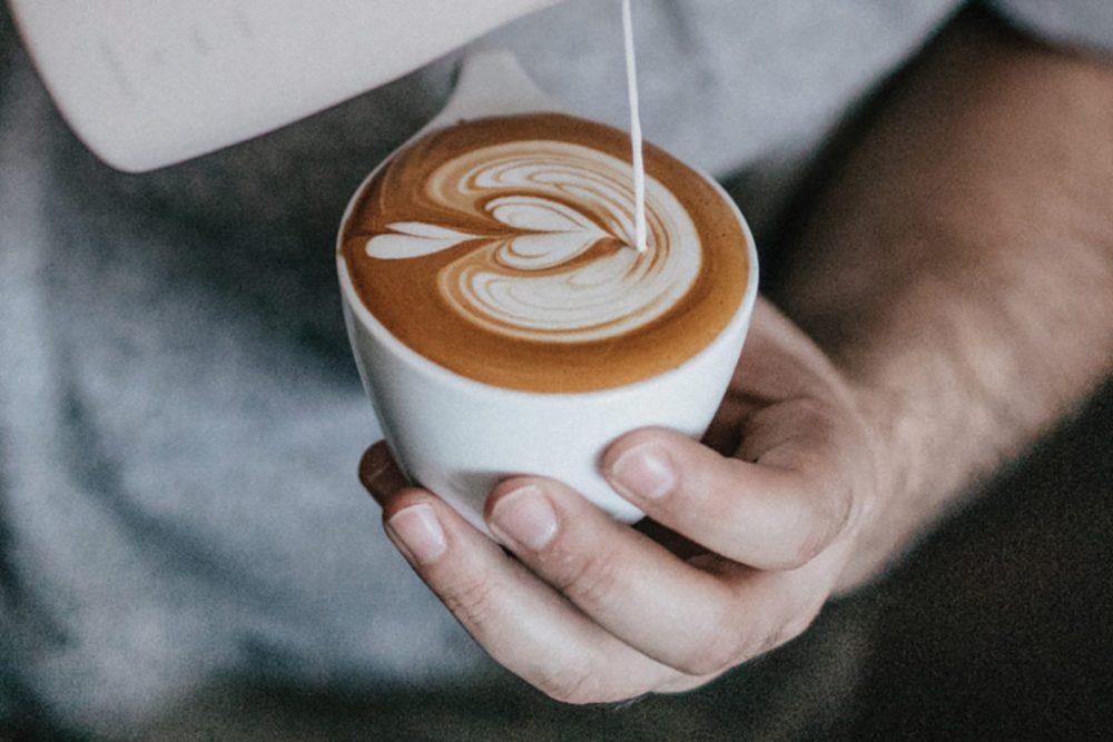 Cách pha cafe capuchino