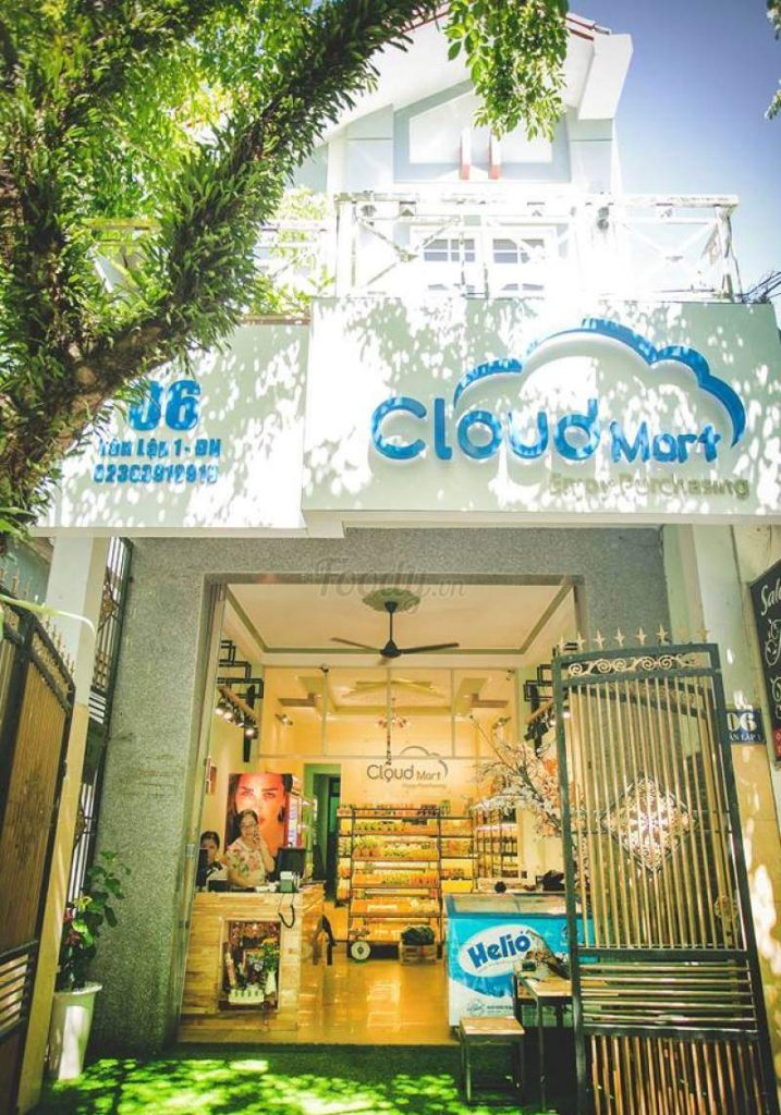 Cửa hàng cung cấp nguyên liệu pha chế trà sữa - Cloud Mart