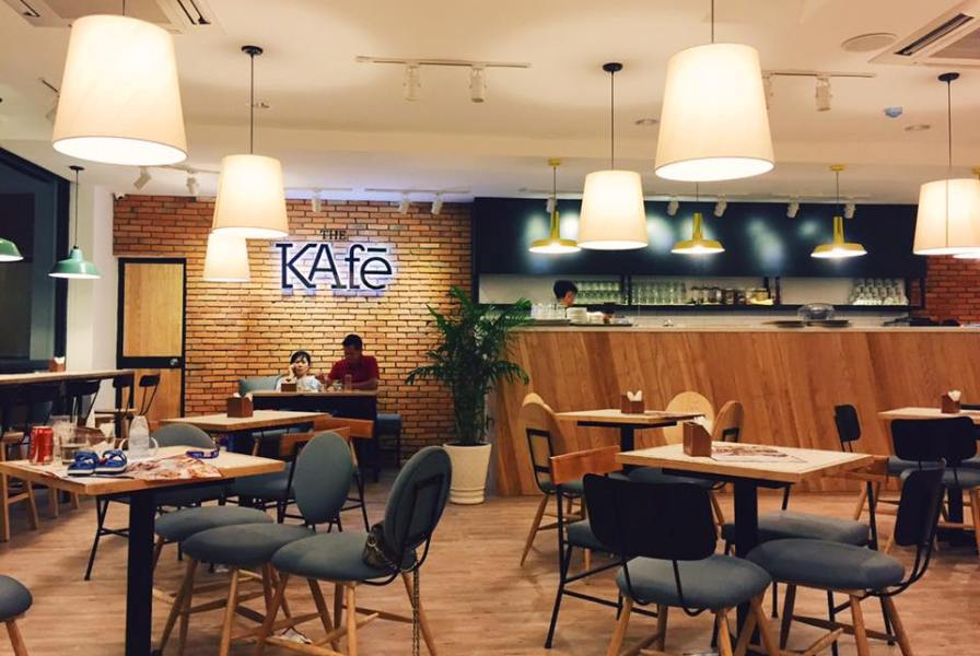 đặt tên quán cafe theo cách chơi chữ