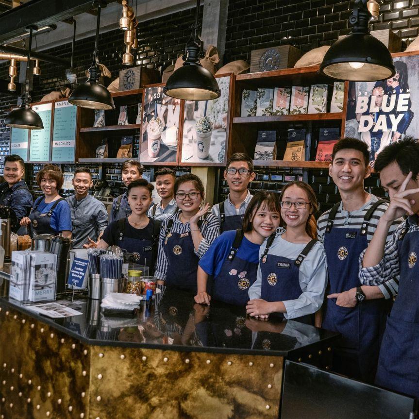 Hướng đến sự chuyên nghiệp tại mô hình kinh doanh quán cafe