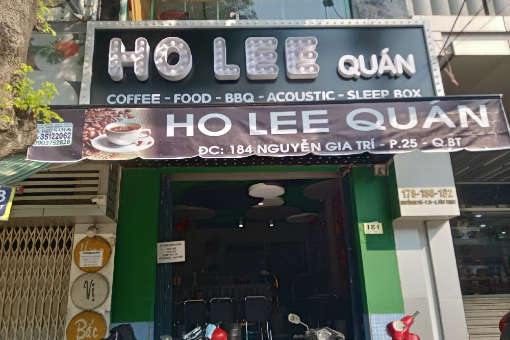 Ho Lee quán