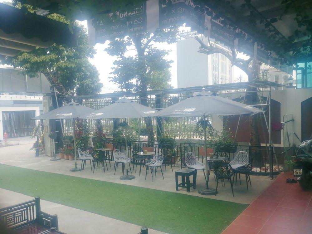 Không gian Milano Coffee