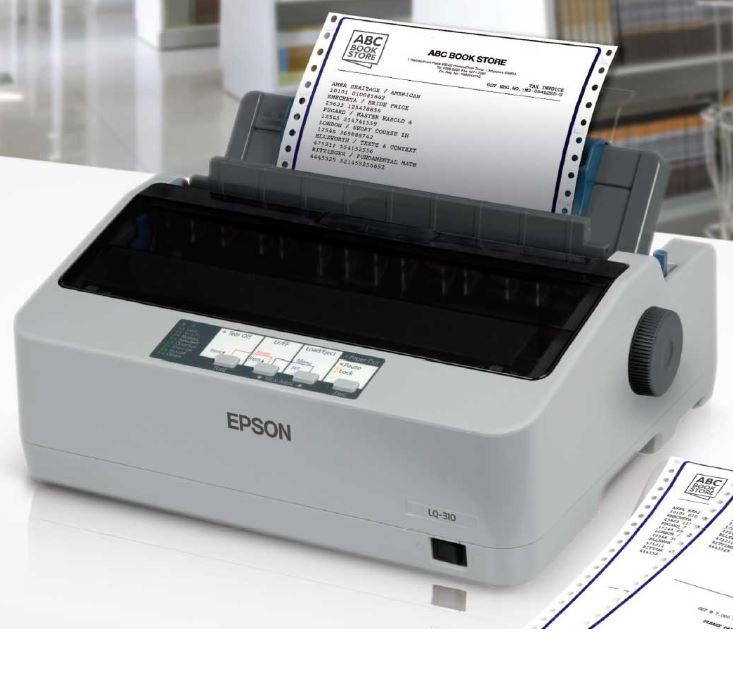 máy in hóa đơn kim