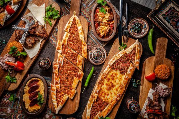 menu quán ăn