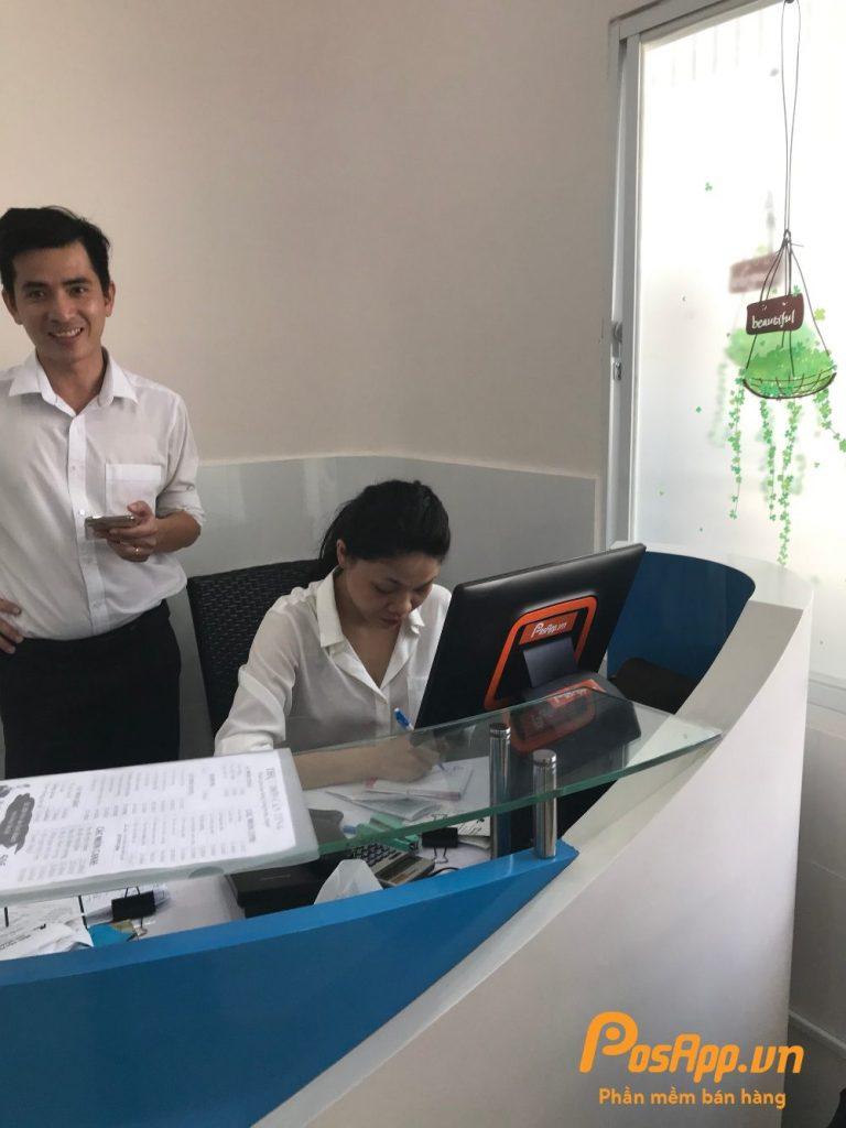 PosApp đồng hành cùng Căn tin Bệnh viện Phụ sản MeKong