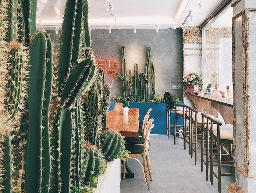 Thiết kế quán cafe phù hợp ngân sách