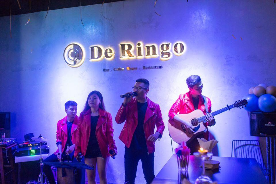 Nhạc sống tại De Ringo