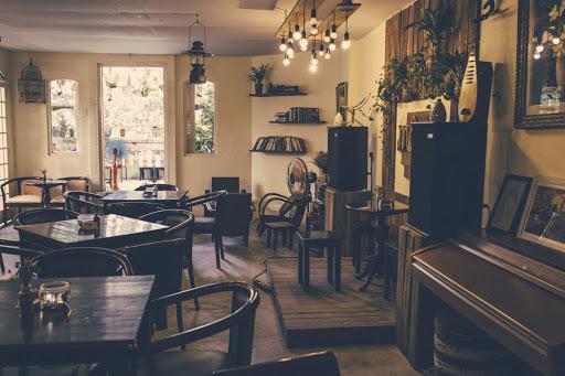 cafe âm nhạc