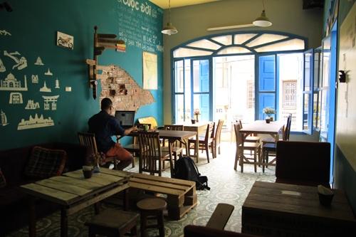 quán cafe phong cách cá tính