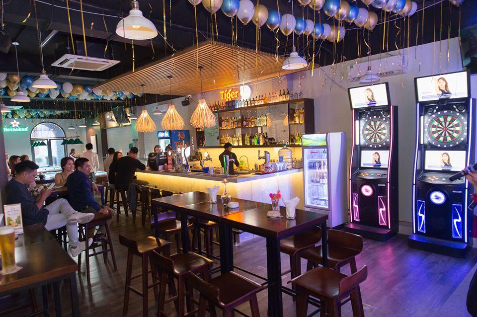 không gian bar de-ringo