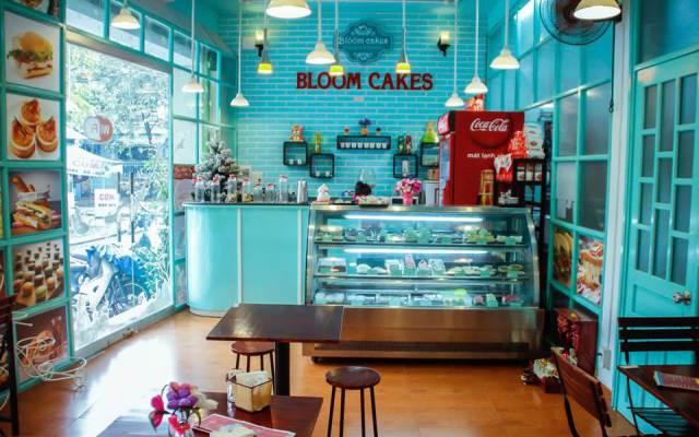 kinh doanh cửa hàng bánh ngọt