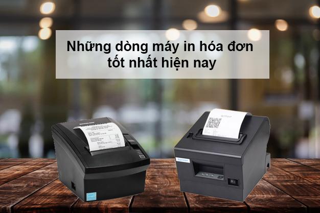 kinh nghiệm chọn mua máy in hoá đơn