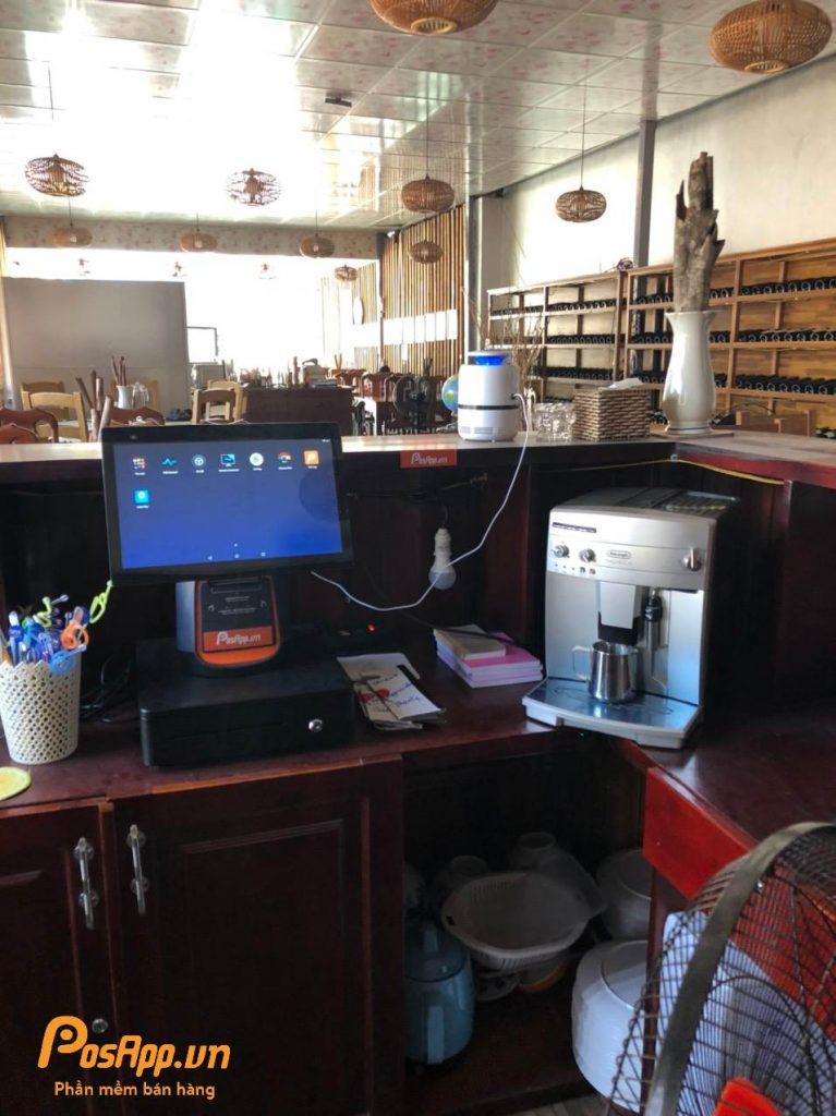 máy tính tiền thu ngân