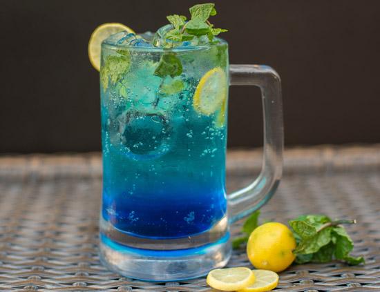 công thức mojito deep blue