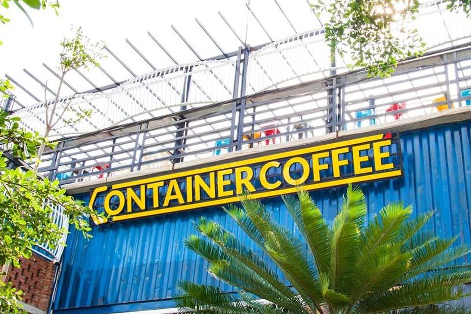 cafe container ninh thuận
