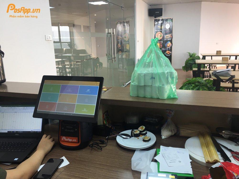 phần mềm quản lý cửa hàng posapp