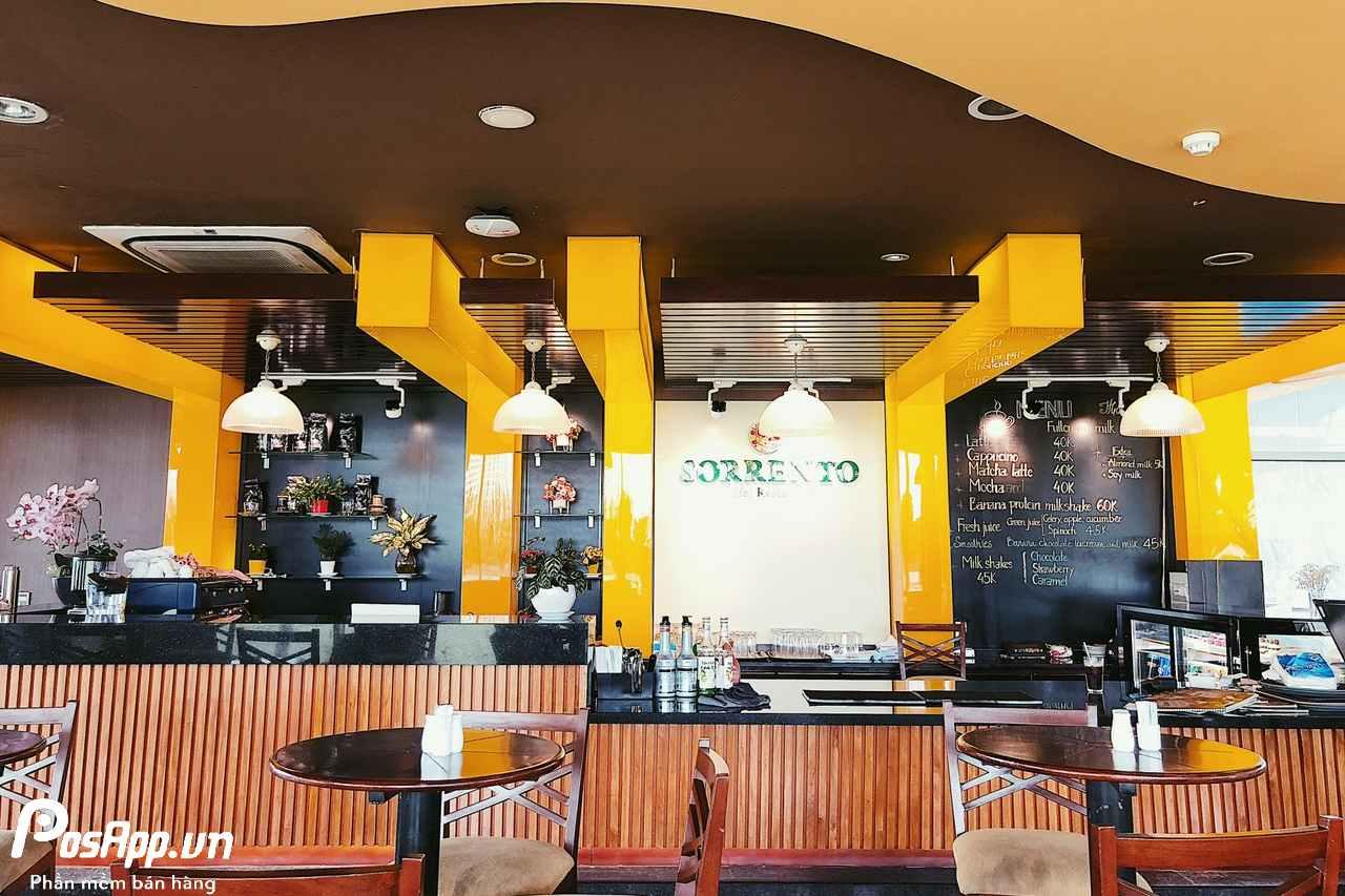 Nhà hàng căn tin Đại học RMIT
