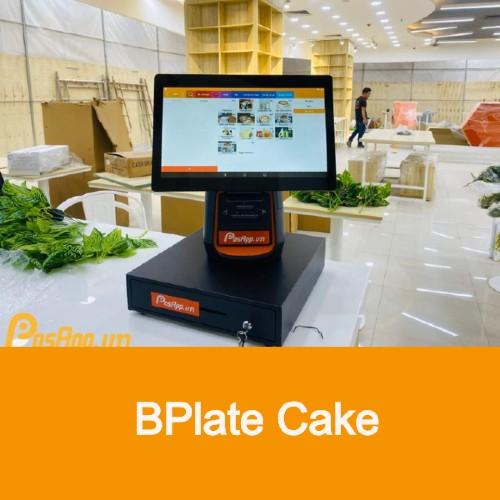 bplate cake