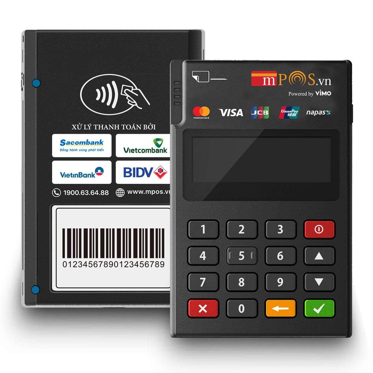 máy cà thẻ
